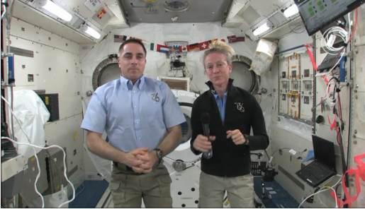 chris nyberg astronaut - photo #20