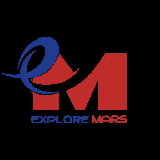 Explore Mars Logo