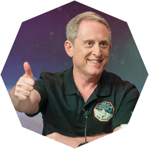 Alan Stern, Planetary Scientist, New Horizons mission