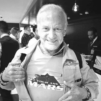Dr. Buzz Aldrin, Board of Advisors, Explore Mars