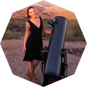 Raquel Nuno UCLA, Planetary Scientist & Science Educator